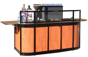 Coffee Espresso Beverage Cart 5 6 and 7 feet - Tamirson