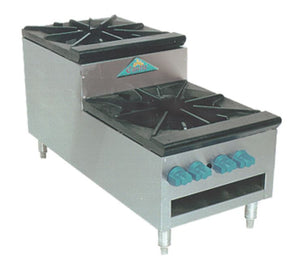 Stock Pot Range Candy Stove Step Up 54 INCH $4695 - Tamirson