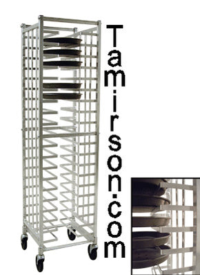 PIZZA PAN RACK UNIVERSAL Pizza Rack floor model - Tamirson
