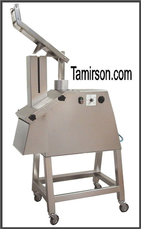 Cheese Shredder 4 HP 1 BLOCK FEEDER - Tamirson