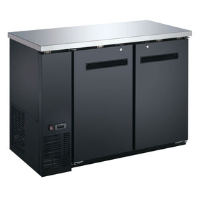 Back Bar Cooler 2 Solid Door 48 inch coldline $1295 - Tamirson