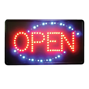 Neon Sign Open LED-6 - Tamirson