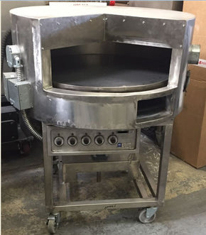 Round Pita Oven 36 inch Electric 220v Custom made to Order $11995 - Tamirson