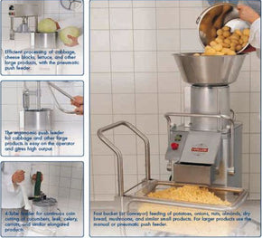 French Fry Cuter Potato Cuber Commercial IFP5000 rg400i $10800 - Tamirson