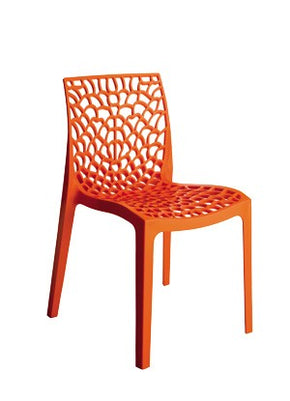 GROOVY Stacking All Weather Chair Heidi Collection $165 - Tamirson