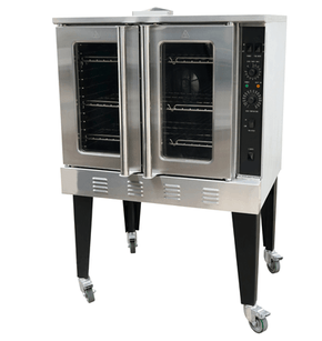 Convection Oven Gas Cookline CC-100 38″ Gas Single Deck $2195 Double $4295 - Tamirson