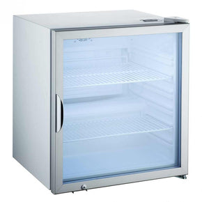 "CR2 24"" Compact Glass Door Refrigerator - Tamirson"