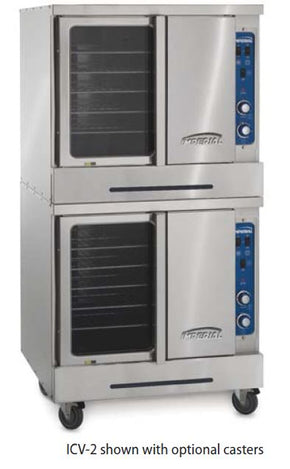 CONVECTION OVEN GAS IMPERIAL ICVG‐2 - Tamirson