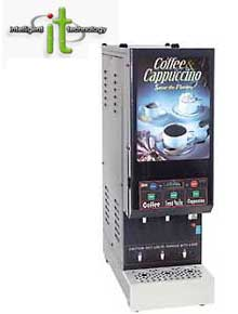 Coffee-Cappuccino-Espresso Dispenser [ JAVACCINO3-IT-3PC ] - Tamirson