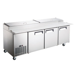 "Pizza Prep Table 92"" Coldline PIC3-HC $2125 - Tamirson"