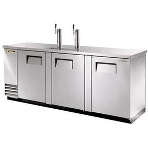 Stainless Steel Direct Draw Beer Dispensers [ TDD-4-S ] - Tamirson