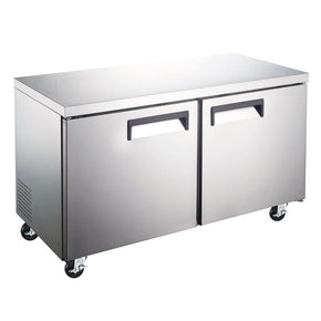 "Undercounter Freezer 60"" work top TUC60F-HC Coldline $1495 - Tamirson"