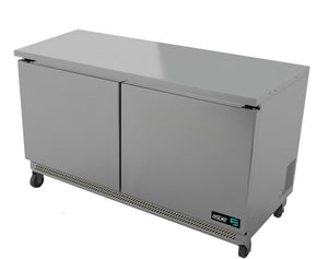 Undercounter Refrigerator Under Counter Cooler 2 doors Asber AUTR-48 $1095 - Tamirson