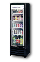 One Glass Door Merchandiser Cooler, 10 cu.ft. - Tamirson