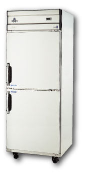 Two half door refrigerator, 21 cu. ft - Tamirson