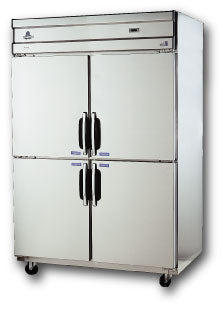 Four half door freezer, 40 cu.ft. - Tamirson
