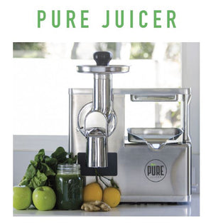 Cold Press Juicer Counter Top Pure Juicer - Tamirson