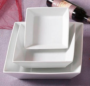 Square Bowl 42oz. [ KSE-B8 ] - Tamirson