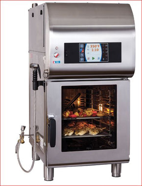 Combi Oven Ventless 5 Pan Combi CTX4-10EVH Alto Shaam Counter Top $10795 - Tamirson