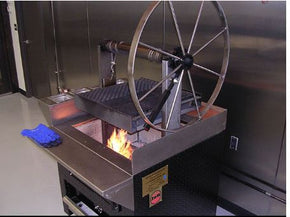 Charcoal Char Woodshow Broiler model 801-3 $7995 and model # 801-4 & 801-5 & 801-6 - Tamirson