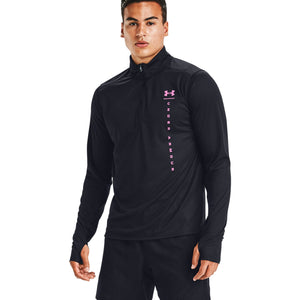 Áo Thun Tay Dài Nam Under Armour Speed Stride Shock ½ Zip