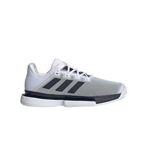 Giày Tennis Nam Adidas Solematch Bounce