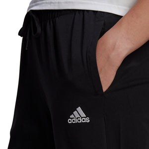 Quần Dài Nữ Adidas Essentials Regular Tapered Cuffed 7/8