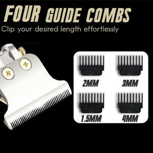 (🔥Hot Sale - Only$19.99)Cordless Hair Trimmer