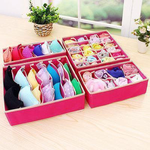Open image in slideshow, Foldable Closet Underwear Organizer(1 Set)