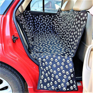 Open image in slideshow, Waterproof Dog Hammock Car Seat Cover