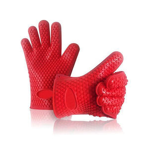 Open image in slideshow, Heat-Resistant Gloves(1 Pair)