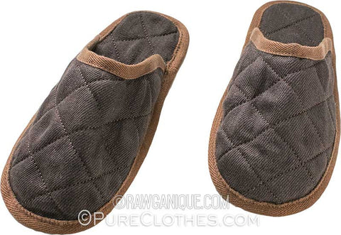 Osaka Purity Vegan 100% Hemp House Slippers