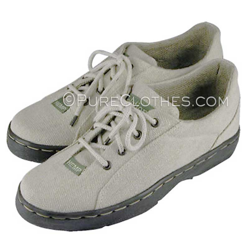 Hemp Sports Shoes. From organically grown European Hemp. Sweatshop-free.
