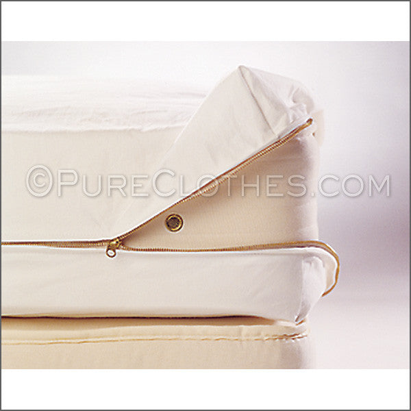 Organic Cotton Mattress Barrier Cloth Cover