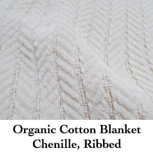 Chenille Ribbed