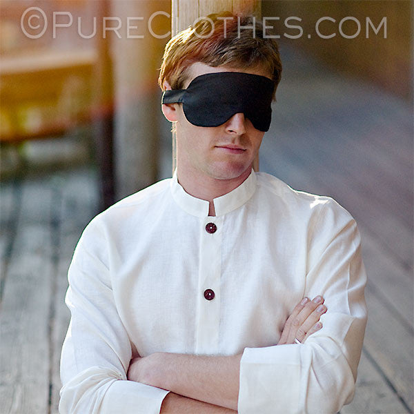 Hemp Eyeshade