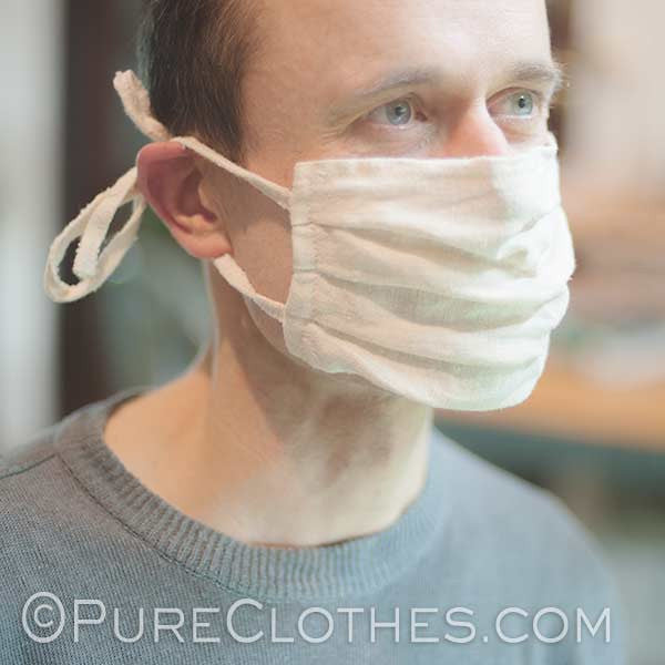 Hemp Mouth Mask