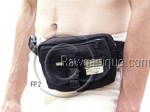 Organic European Hemp Fanny Pack