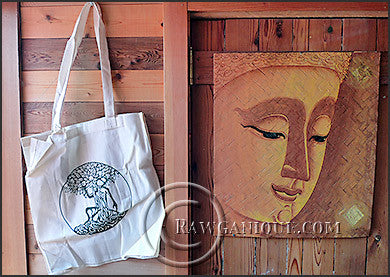 Organic Cotton Shopping Bag