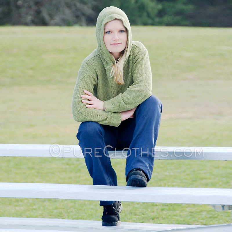 Women's Hemp Sweater