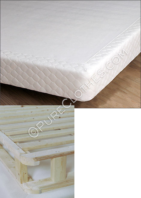 Organic Mattress Foundation
