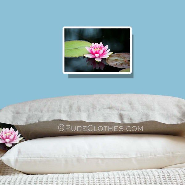 Organic Linen Bed Sheets