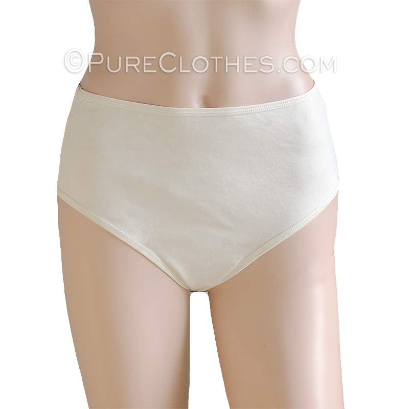 Organic Cotton Full Briefs