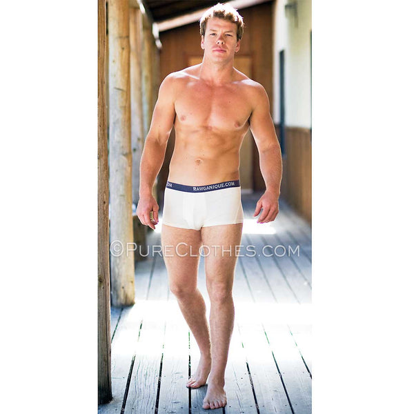Certified Organic Cotton Boxer Briefs