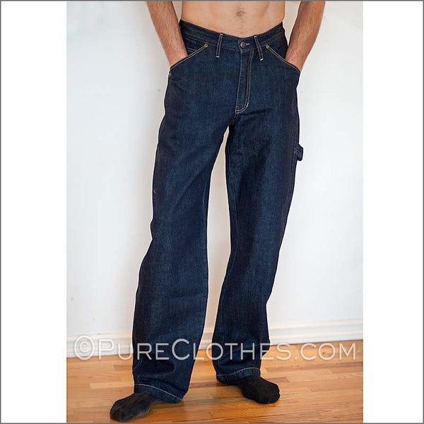 Organic Cotton Carpenter Jeans