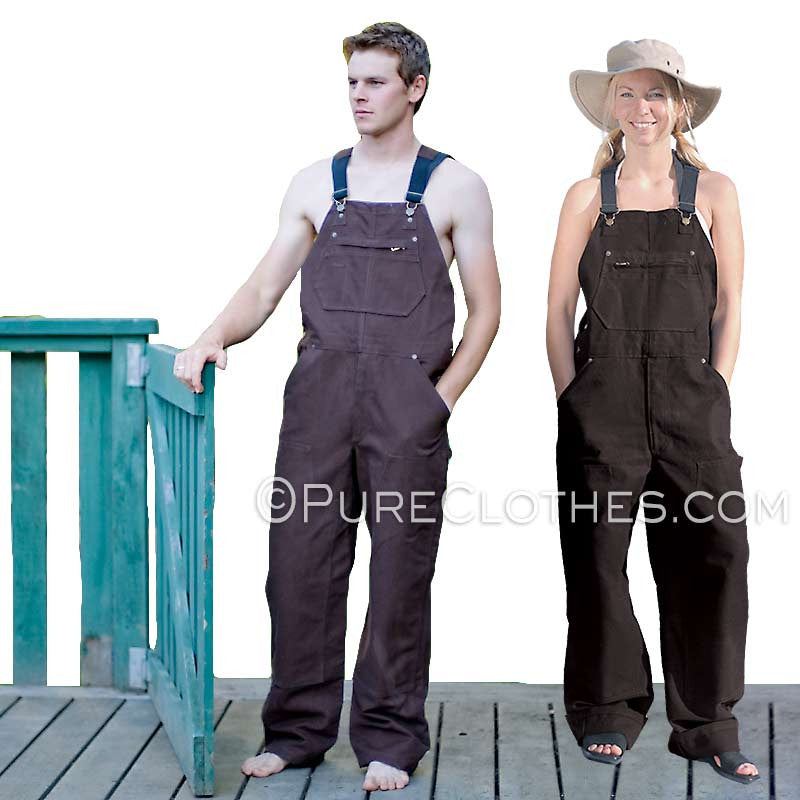 Organic Cotton Work Overalls