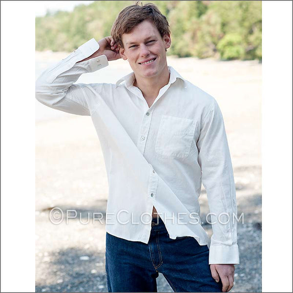 Organic Cotton Dress Shirt