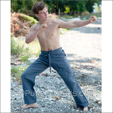 Hemp Martial Arts Pants