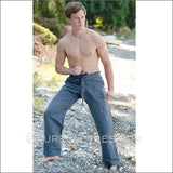 Hemp Karate Pants