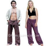 Organic Hemp Karate Pants